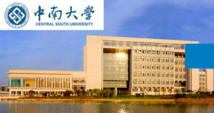 Central South University Scholarship in China for International Students 2020
