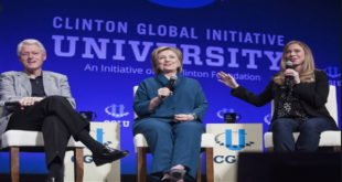 Clinton Foundation Covid-19 Student Action Fund