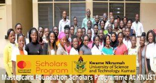 KNUST Mastercard Foundation Scholarship