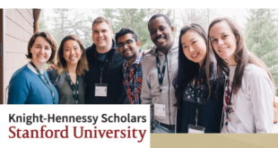 Knight-Hennessy Scholars Awards for Postgraduate Studies in USA