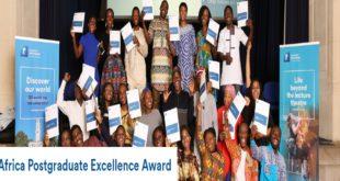 Nottingham Africa Postgraduate Excellence Award 2020 (Funded to UK)