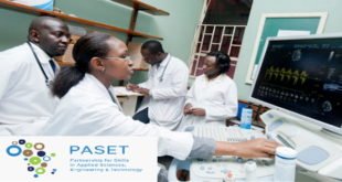 PASET Regional Doctoral Scholarships and Grants for Africans 2020
