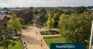 Postgraduate Research Scholarship – Presidential Funding at University of Southampton, UK