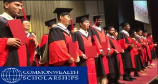 2020 Commonwealth PhD Scholarship