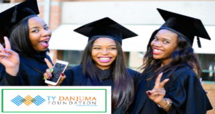 2021 TY Danjuma MBA Scholarship for African Students