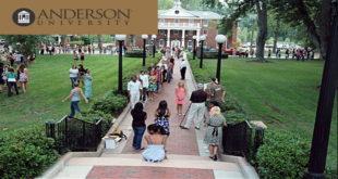 AU Fellows Presidential Scholarship at Anderson University