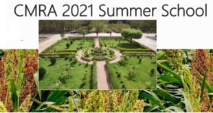 CMRA 2021 Summer School for West African Postgraduate Students