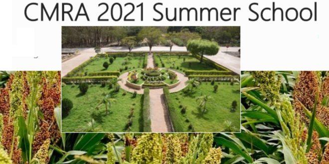 CMRA 2021 Summer School for West African Postgraduate Students