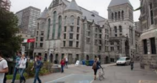 Entrance Bursary Program for International Students at McGill University