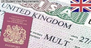 How to Get UK Student Visa: UK Visa Requirements