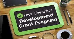 International Fact-Checking Network Development Grant