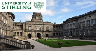 International Students Scholarships at the University of Stirling