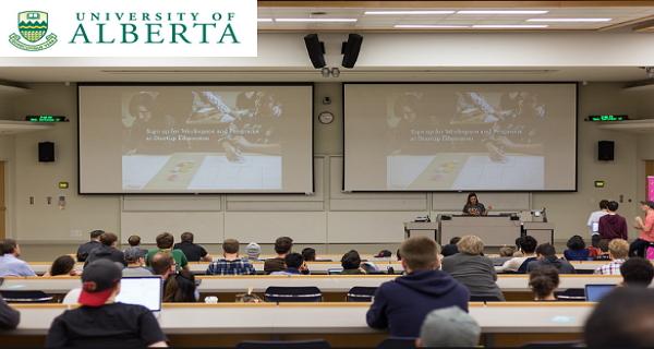 International Undergraduate Student Bursary at University of Alberta