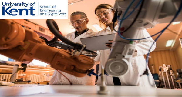 Kent Engineering and Digital Arts Scholarship for International