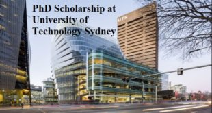 PhD Scholarship in Healthcare Research