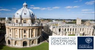 Postgraduate Diploma Scholarship at University of Oxford