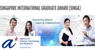Singapore International Graduate Award for Postgraduate