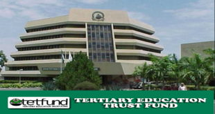 Tetfund National Research Fund (NRF) 2020