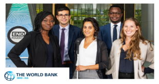 World Bank Group Young Professionals Program 2020