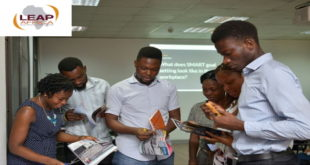 Youth Leadership Programme at LEAP Africa