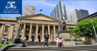 2020 Smithsonian Institution Fellowship at the University of Melbourne