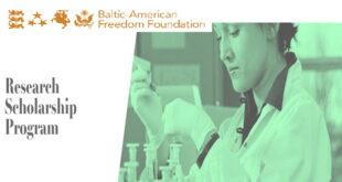 BAFF Research Scholars Program in the United States