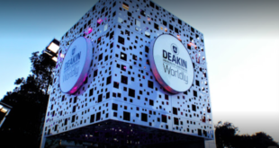 Deakin University HDR International 2020