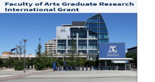 Graduate Research International Grant at the University of Melbourne