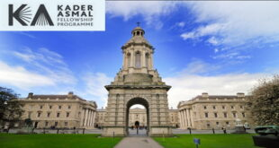 Kader Asmal Postgraduate Scholarships to Study in Ireland