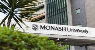 Monash International Tuition Scholarship for Postgraduate Students