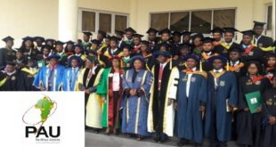 Pan African University Postgraduate Scholarships 2020