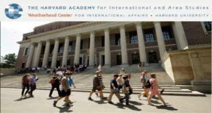 Postdoctoral Academy Scholars Program at Harvard University