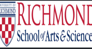 Richmond Scholar Award 2020