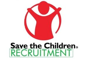 Save the Children Graduate Job Recruitment