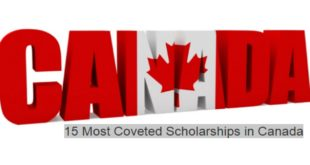 Top 15 Most Coveted Scholarships in Canada_Scholarships for International Students in Canada