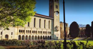 University of Western Australia 2020