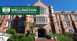 Wellington Doctoral Scholarships for International Students