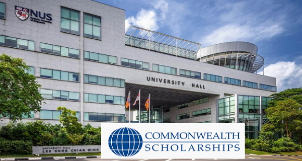 Commonwealth Scholarship at the National University of ...