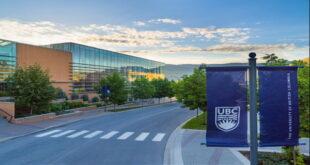 Doctoral Fellowship (4YF) at the University of British Columbia