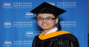 FDU International Scholarship 2020