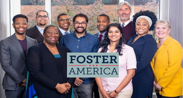 Foster America Fellowship Program for Professionals