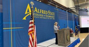 International Excellence Scholarship at Alfred State 2020