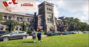 International Students Studying in Canada
