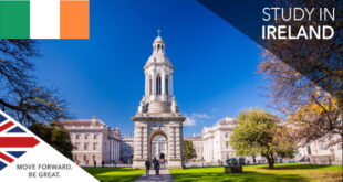Ireland Fellows Programme for Africans to Study in Ireland 2021