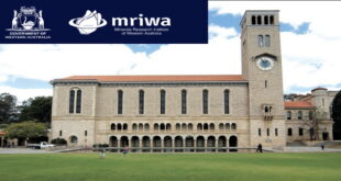 MRIWA PhD Scholarships Program to Study in Western Australia