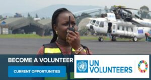 United Nations Volunteers (UNV) Program - East and Southern Africa -Apply