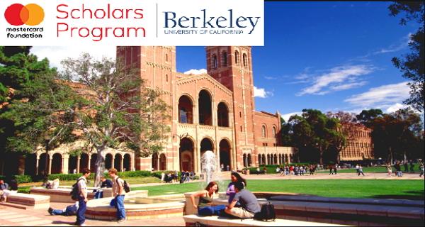 MasterCard Foundation Scholars Program, University of California, Berkeley