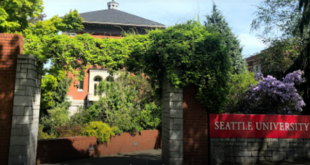 Seattle University, USA 2020