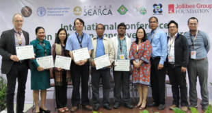 NTU-SEARCA Joint Scholarship 2020