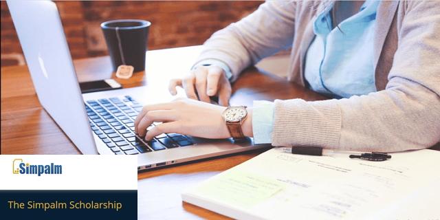 Simpalm Scholarships for Undergraduate Students 2020